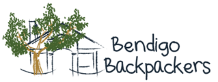 Bendigo Backpackers Logo