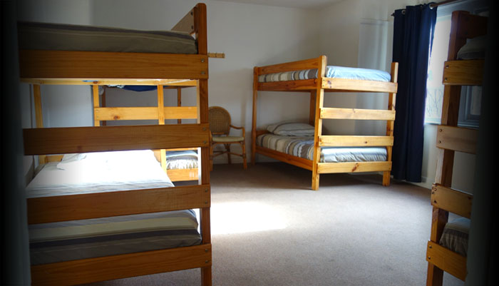 Photo of cheap accommodation suitable for individuals and small groups in Bendigo